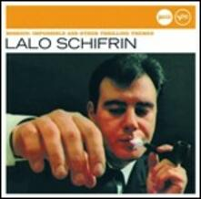 Mission. Impossible and Other Thrilling Themes (Colonna Sonora) - CD Audio di Lalo Schifrin