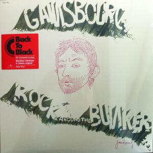 Rock Around the Bunker - Vinile LP di Serge Gainsbourg