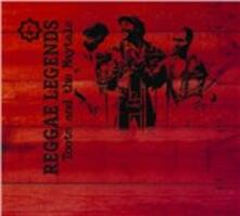 Reggae Legends - CD Audio di Toots,Maytals
