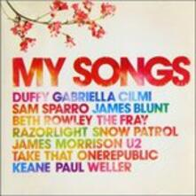 My Songs - CD Audio