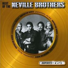 Best Of-Superstar Series - CD Audio di Neville Brothers