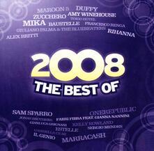 The Best of 2008 - CD Audio