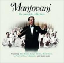 Complete Collection - CD Audio di Mantovani Orchestra