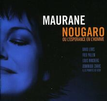 Nougaro - CD Audio di Maurane