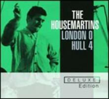 London 0 Hull 4 (Deluxe Edition) - CD Audio di Housemartins