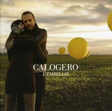 L'embellie - CD Audio di Calogero