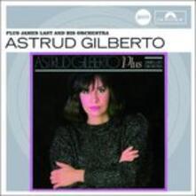 Plus James Last and His - CD Audio di Astrud Gilberto