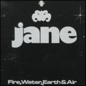 Fire Water Earth & Air - Vinile LP di Jane