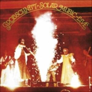 Solar Music Live - Vinile LP di Grobschnitt