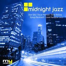 Midnight Jazz. My Jazz - CD Audio