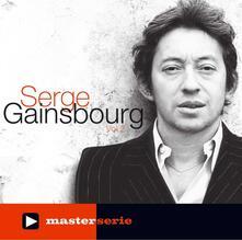 Master Serie vol.2 - CD Audio di Serge Gainsbourg