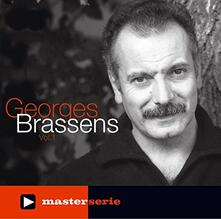 Master Serie vol.1 - CD Audio di Georges Brassens