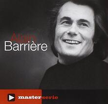 Master Serie - CD Audio di Alain Barrière