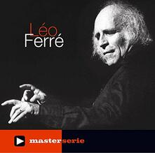 Master Series - CD Audio di Léo Ferré