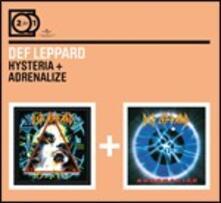 Hysteria - Adrenalize - CD Audio di Def Leppard