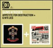 Appetite for Destruction - Lies - CD Audio di Guns N' Roses
