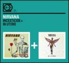 Incesticide - In Utero - CD Audio di Nirvana