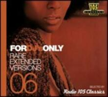 For DJs Only 105 Classic 6 - CD Audio