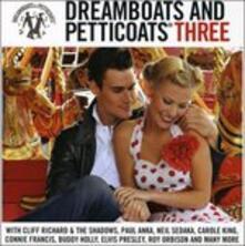 Dreamboats & Petticoats 3 - CD Audio
