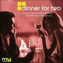Dinner for Two. My Jazz - CD Audio