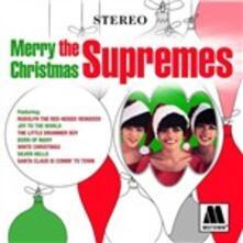 Merry Christmas - CD Audio di Supremes