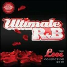 Ultimate R&B. The Love Collection 2010 - CD Audio