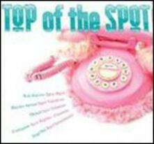 Top of the Spot 2010 - CD Audio