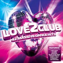 Love 2 Club - CD Audio