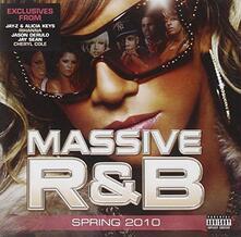 Massive R&B Spring 2010 - CD Audio