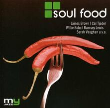 Soul Food. My Jazz - CD Audio