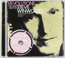 Revolutions.Very Best of - CD Audio di Steve Winwood