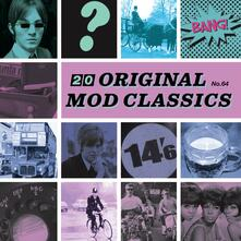 20 Influential Mod - CD Audio