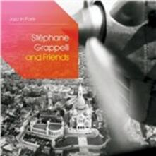 And Friends - CD Audio di Stephane Grappelli