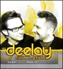 Deelay Compilation - CD Audio di Alex Farolfi,Paolo Rossato