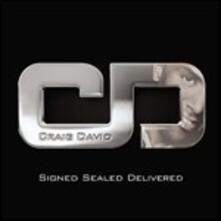 Signed Sealed Delivered (Slidepack) - CD Audio di Craig David