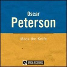 Mack the Knife - CD Audio di Oscar Peterson