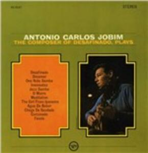 The Composer of Desafinado - Vinile LP di Antonio Carlos Jobim