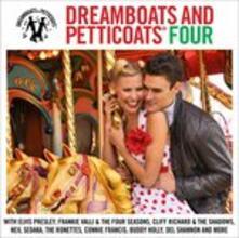 Dreamboats & Petticoats 4 - CD Audio