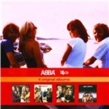 X4 - CD Audio di ABBA