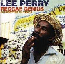 Reggae Genius - CD Audio di Lee Scratch Perry