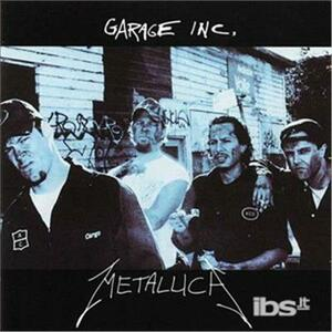 Garage Inc. - Vinile LP di Metallica