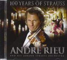 101 Years of Strauss - CD Audio di Johann Strauss