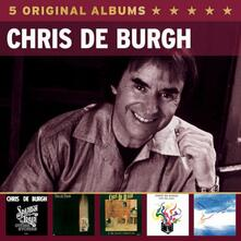 5 Original Albums - CD Audio di Chris De Burgh