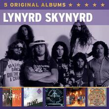 5 Original Albums - CD Audio di Lynyrd Skynyrd