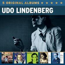 5 Original Albums - CD Audio di Udo Lindenberg