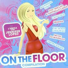 On the Floor Compilation - CD Audio