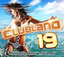 Clubland 19 - CD Audio