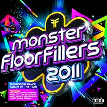 Monster Floorfillers 2011 - CD Audio