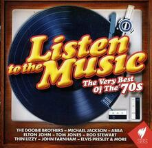 Listen to the Music - CD Audio