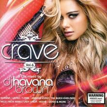 Crave vol.6 - CD Audio